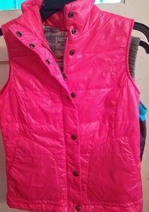 North Face lightweight puffer vest